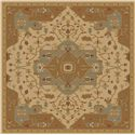 Surya Rugs Caesar 6' Square - Item Number: CAE1146-6SQ