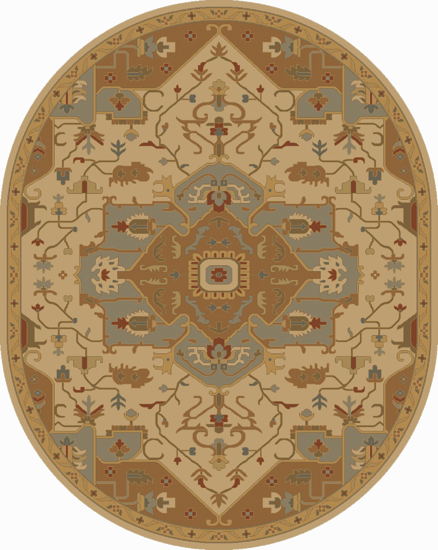 Surya Caesar 8' x 10' Oval - Item Number: CAE1146-810OV
