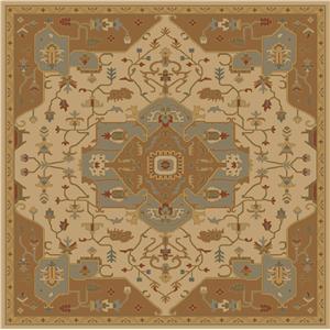Surya Caesar 8' Square