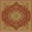 Surya Rugs Caesar 6' Square - Item Number: CAE1147-6SQ