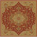 Surya Caesar 8' Square - Item Number: CAE1147-8SQ