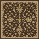 Surya Rugs Caesar 4' Square - Item Number: CAE1151-4SQ
