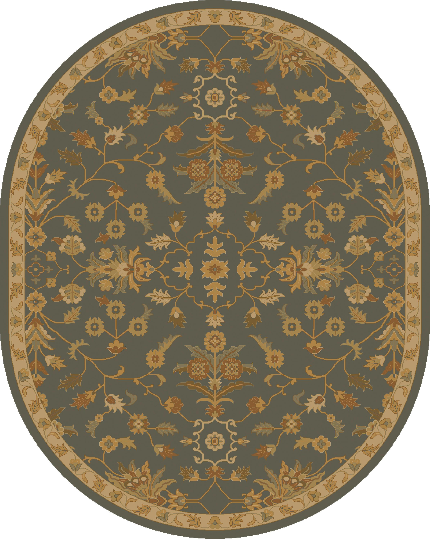 Surya Rugs Caesar 6' x 9' Oval - Item Number: CAE1153-69OV