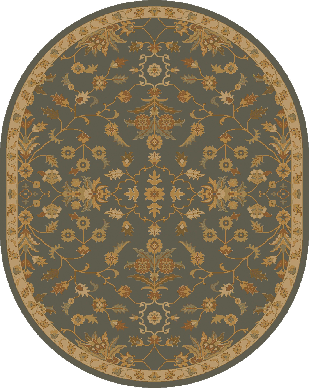 Surya Rugs Caesar 8' x 10' Oval - Item Number: CAE1153-810OV