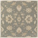 Surya Caesar 4' Square - Item Number: CAE1156-4SQ