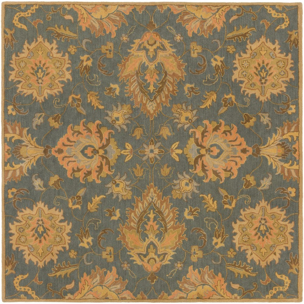 Surya Caesar 4' Square - Item Number: CAE1157-4SQ