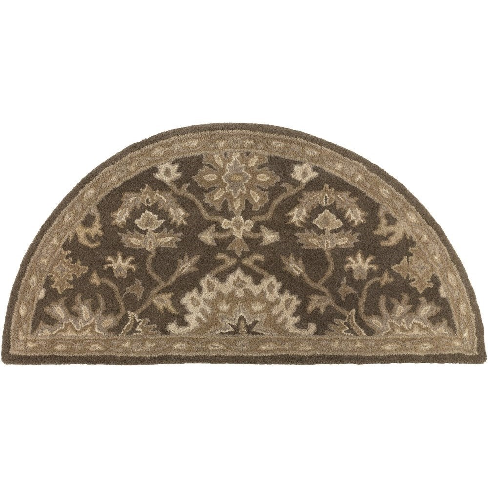 Surya Rugs Caesar 2' x 4' Hearth - Item Number: CAE1158-24HM