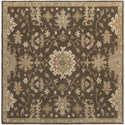 Surya Caesar 6' Square - Item Number: CAE1158-6SQ