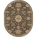 Surya Caesar 8' x 10' Oval - Item Number: CAE1158-810OV