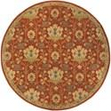 Surya Rugs Caesar 4' Round - Item Number: CAE1159-4RD