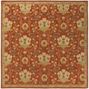 Surya Caesar 4' Square - Item Number: CAE1159-4SQ