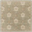 Surya Rugs Caesar 8' Square - Item Number: CAE1160-8SQ