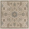 Surya Caesar 8' Square - Item Number: CAE1161-8SQ