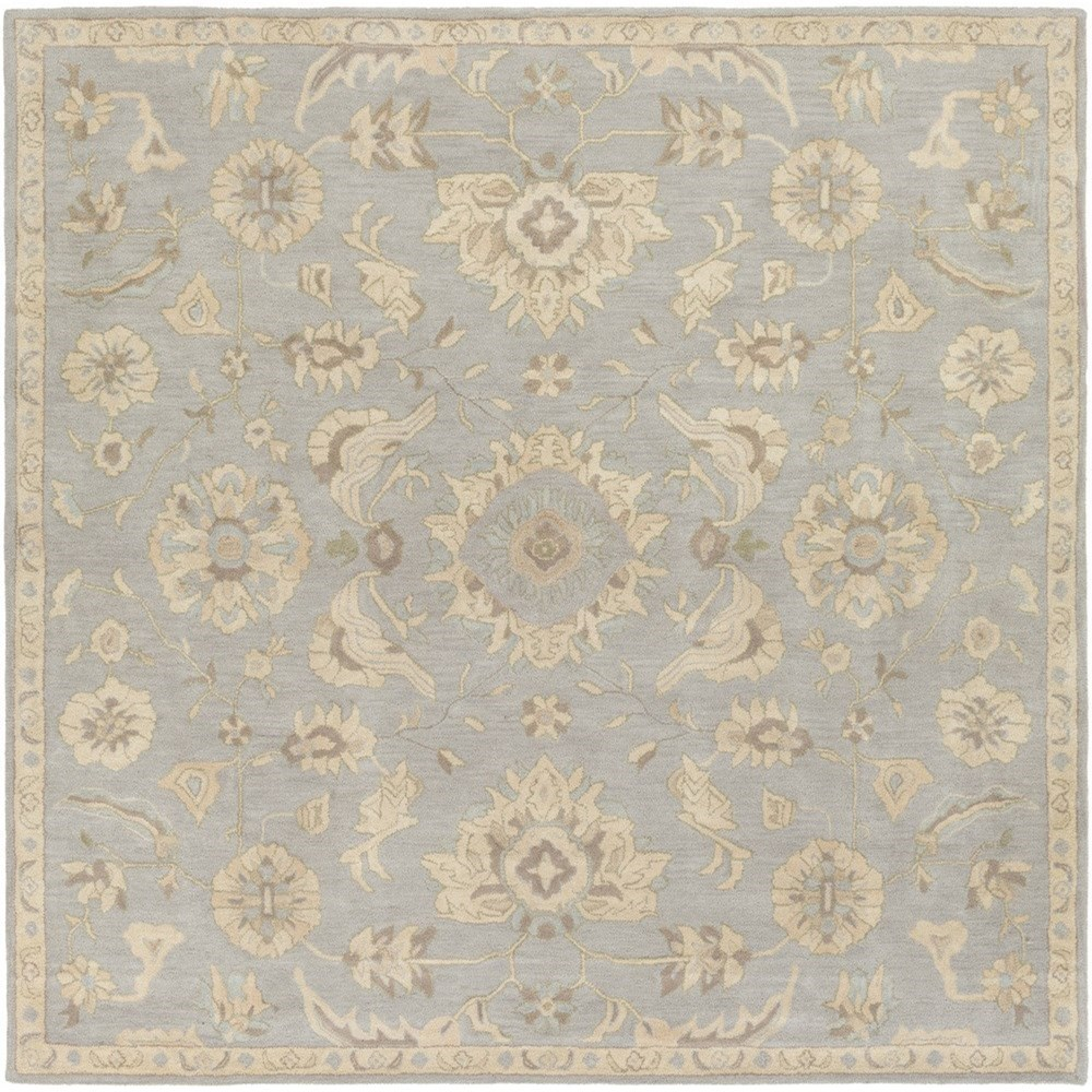 Surya Caesar 4' Square - Item Number: CAE1162-4SQ