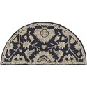 Surya Rugs Caesar 2' x 4' Hearth - Item Number: CAE1164-24HM