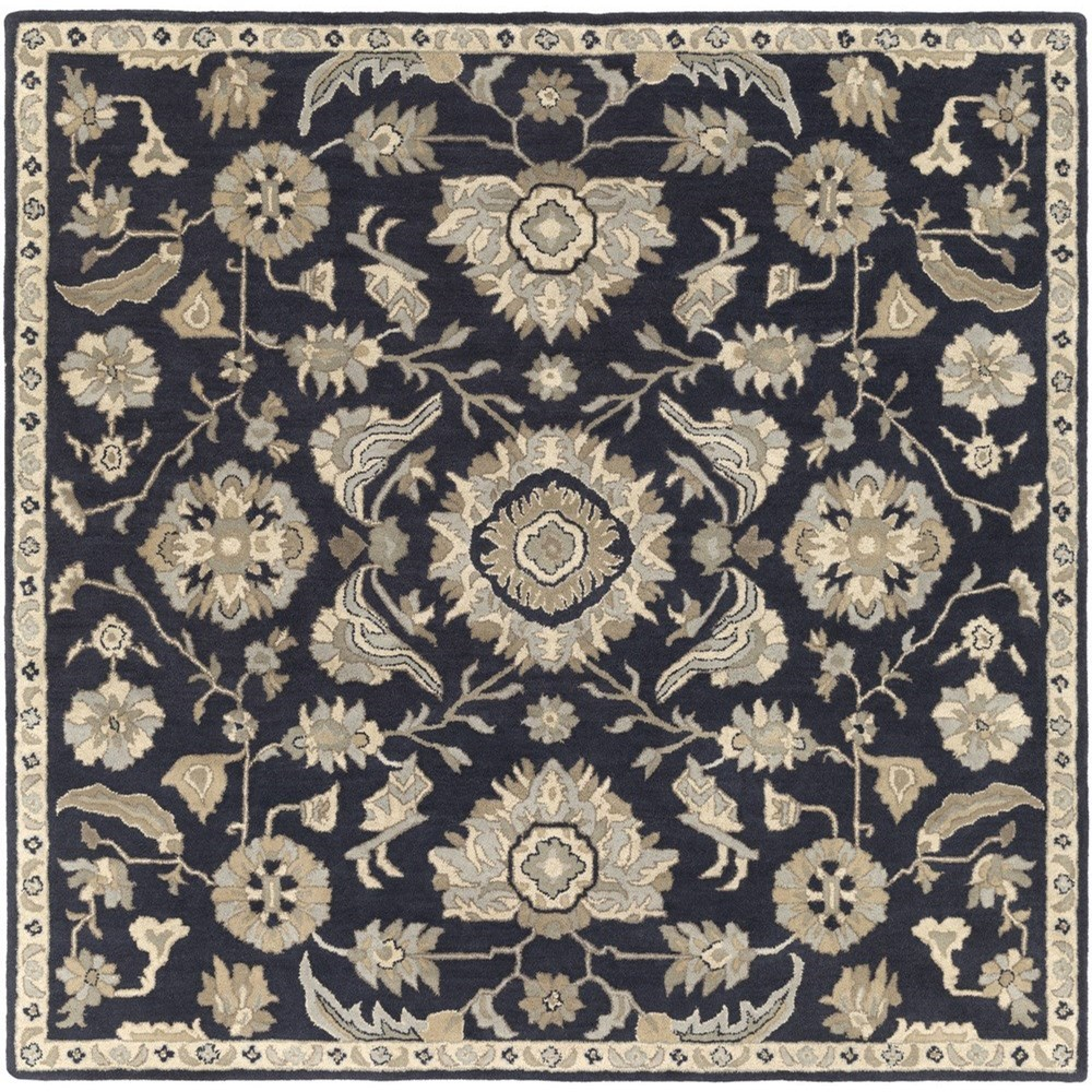 Surya Caesar 4' Square - Item Number: CAE1164-4SQ