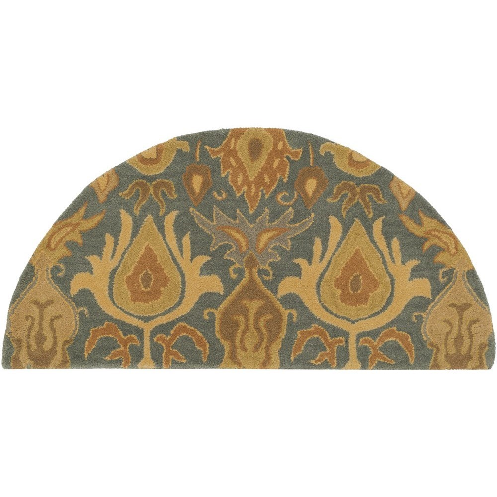 Surya Caesar 2' x 4' Hearth - Item Number: CAE1165-24HM