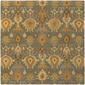 Surya Caesar 4' Square - Item Number: CAE1165-4SQ