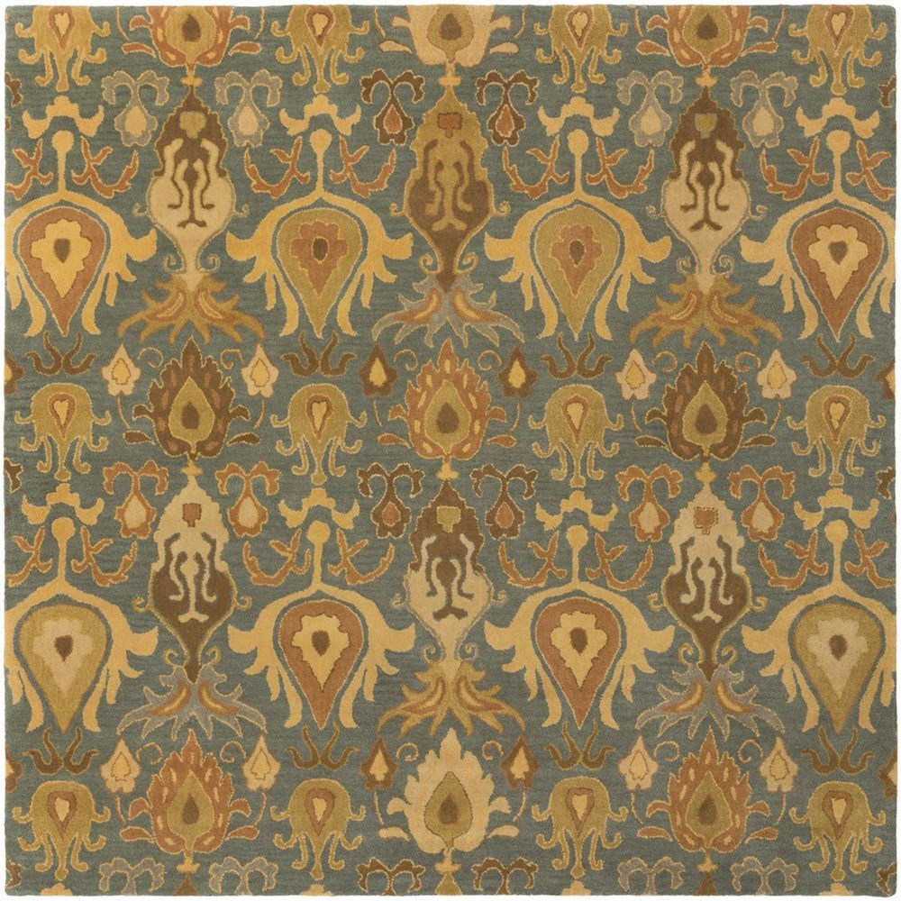 "Surya Caesar 9'9"" Square - Item Number: CAE1165-99SQ"