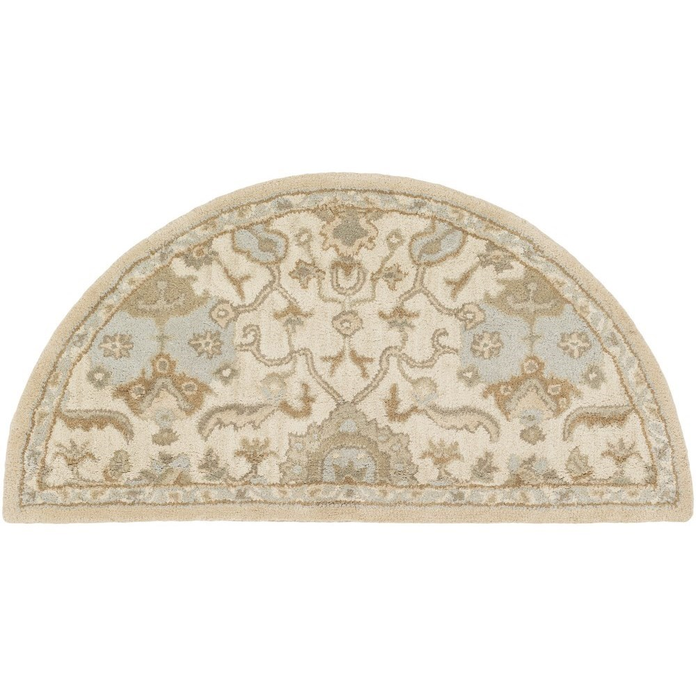 Surya Caesar 2' x 4' Hearth - Item Number: CAE1166-24HM