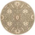 Surya Caesar 4' Round - Item Number: CAE1167-4RD
