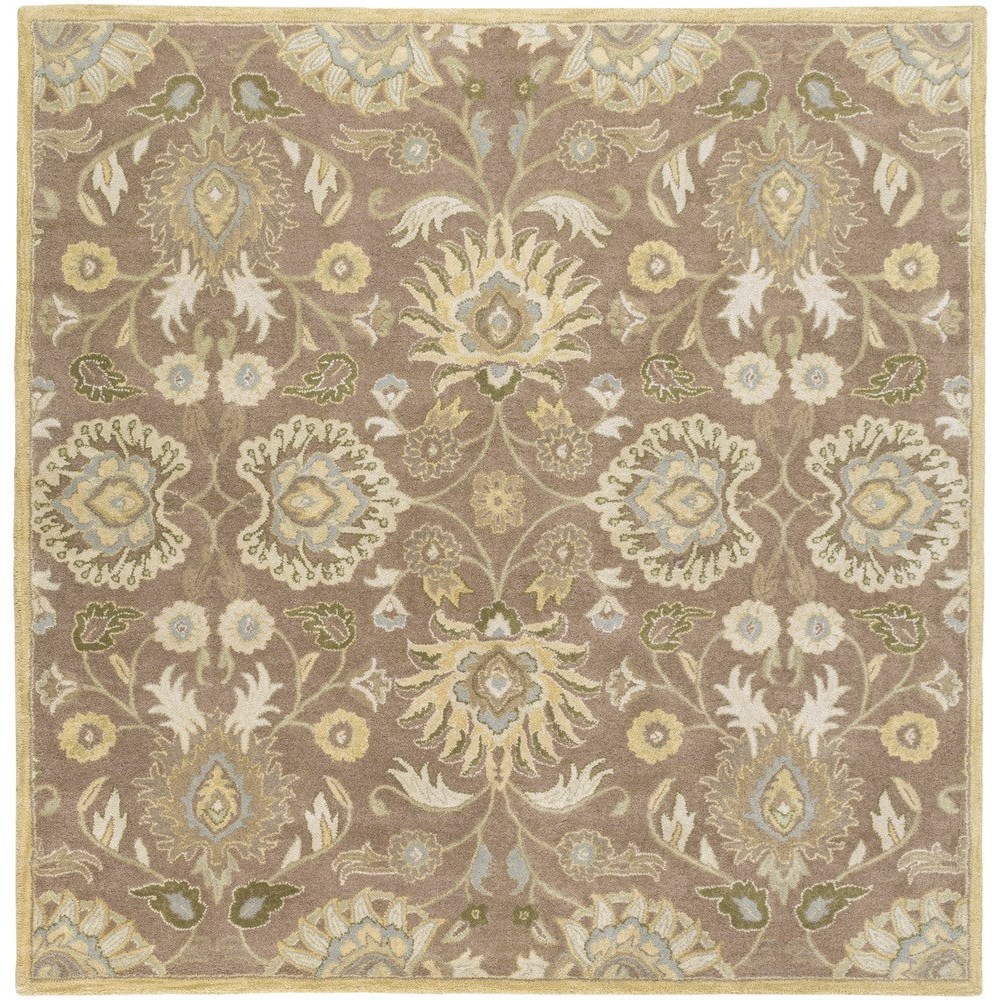 Surya Caesar 6' Square - Item Number: CAE1167-6SQ