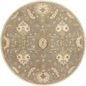 Surya Caesar 8' Round - Item Number: CAE1167-8RD