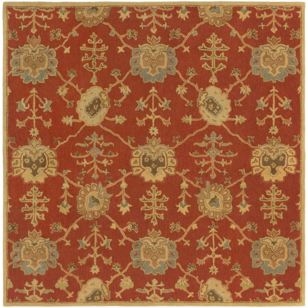 Surya Caesar 4' Square - Item Number: CAE1169-4SQ