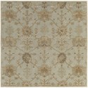Surya Rugs Caesar 4' Square - Item Number: CAE1170-4SQ