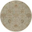 Surya Caesar 8' Round - Item Number: CAE1170-8RD