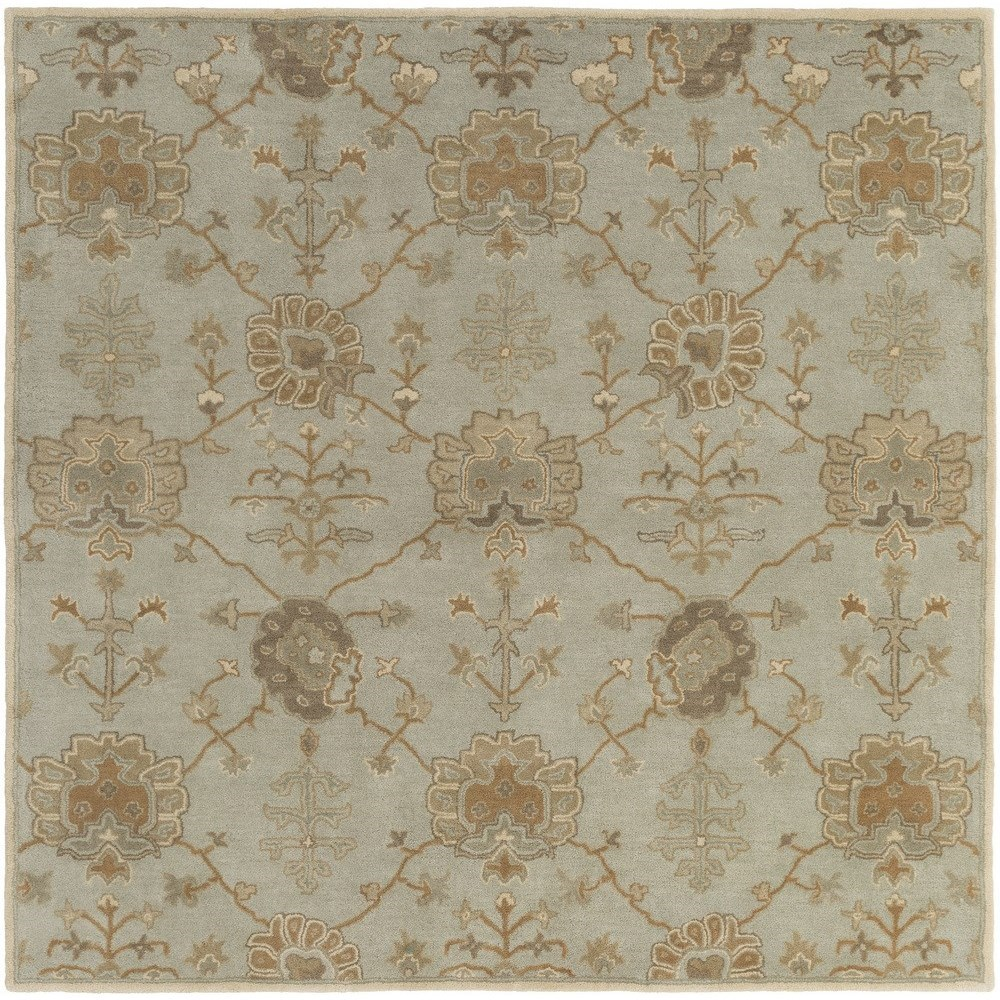 Surya Caesar 8' Square - Item Number: CAE1170-8SQ