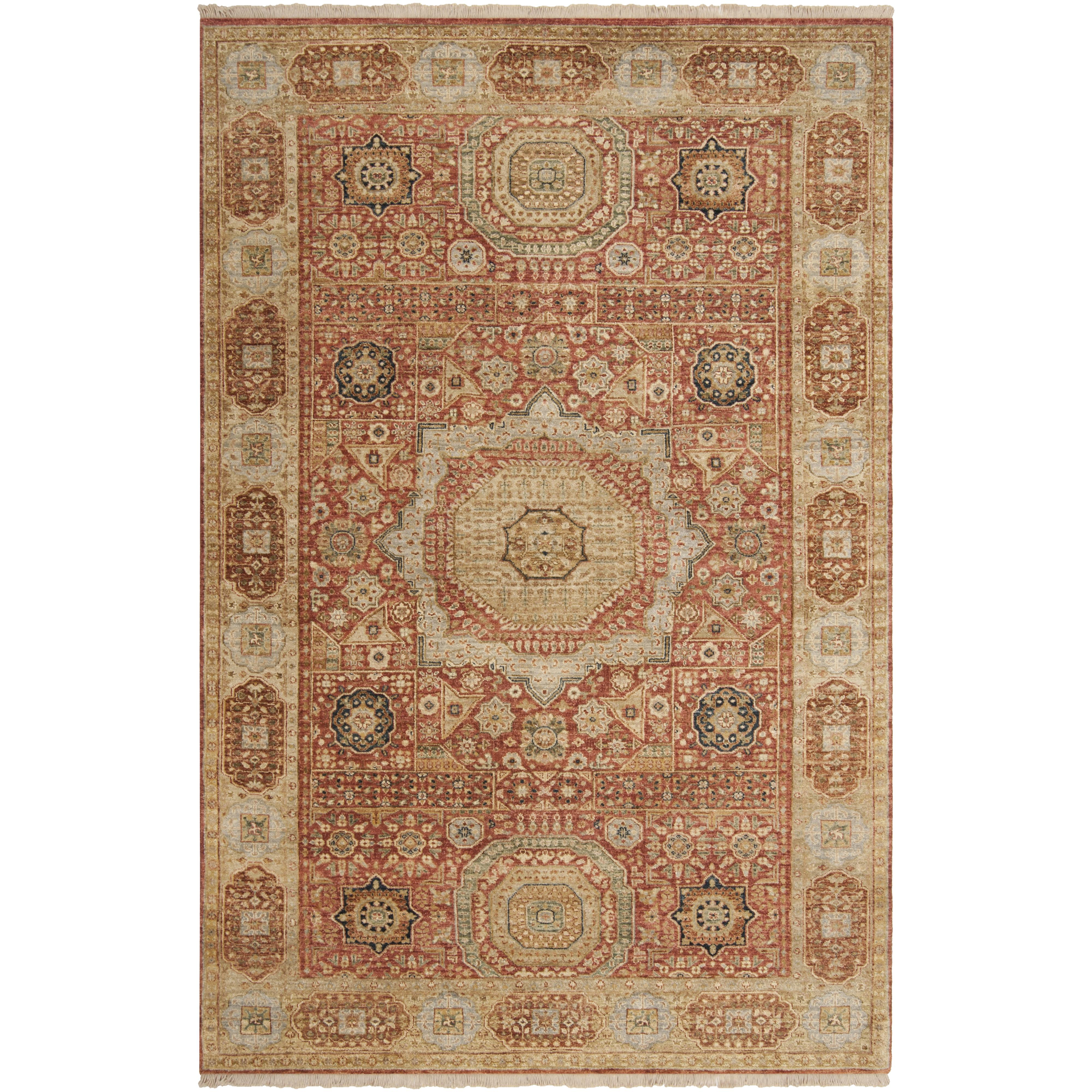 "Surya Cambridge 5'6"" x 8'6"" - Item Number: CMB8008-5686"