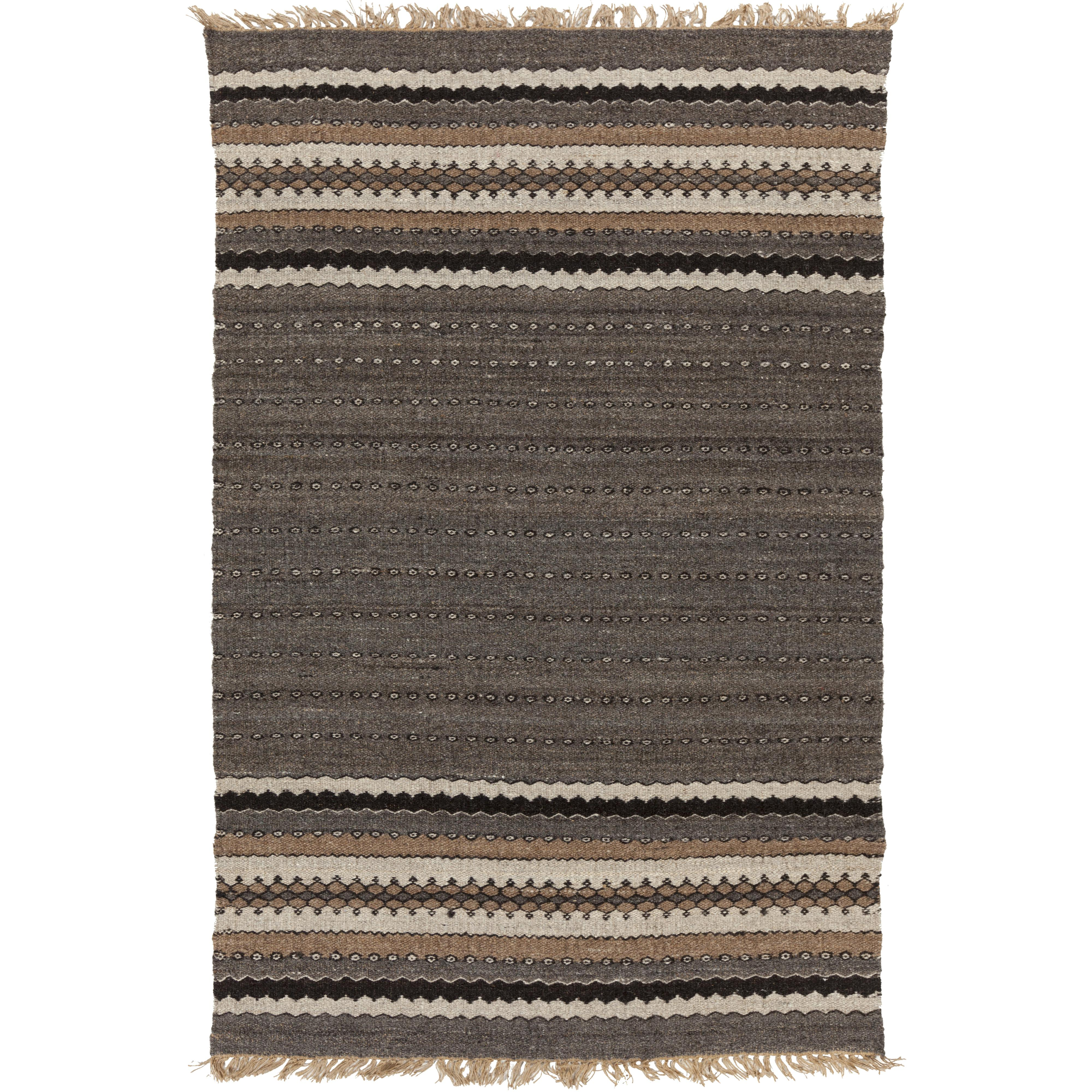Surya Rugs Camel 8' x 10' - Item Number: CME2000-810