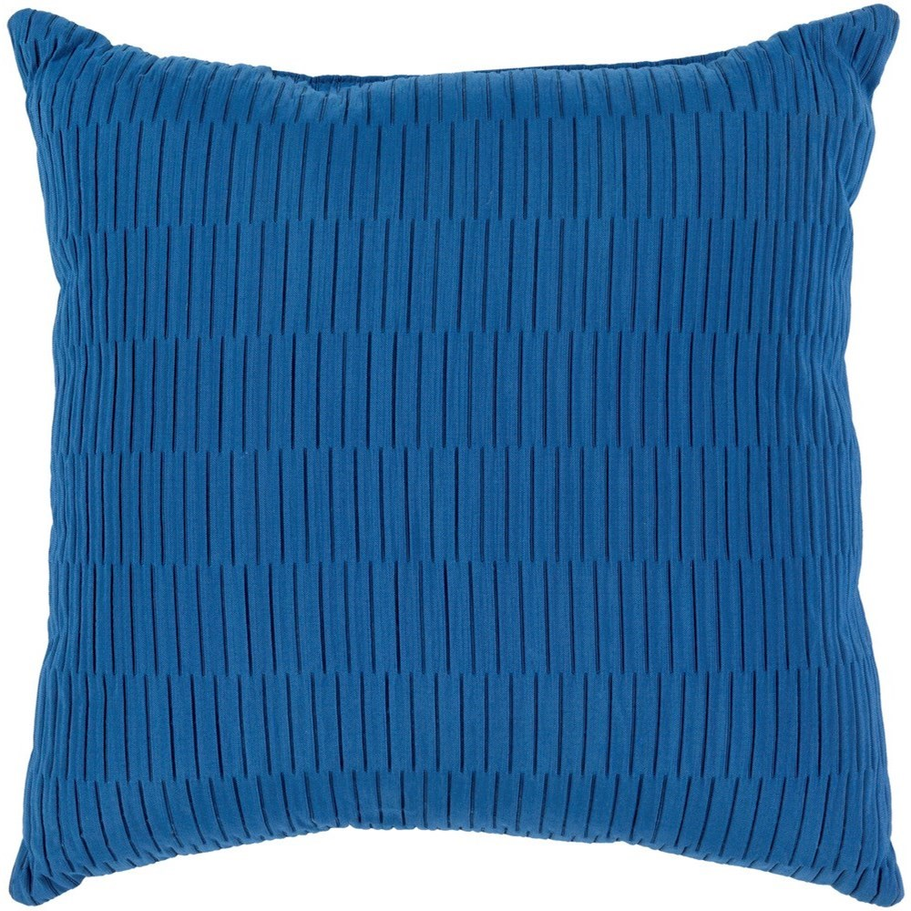 Caplin 16 x 16 x 4 Polyester Throw Pillow by Surya at Miller Waldrop Furniture and Decor