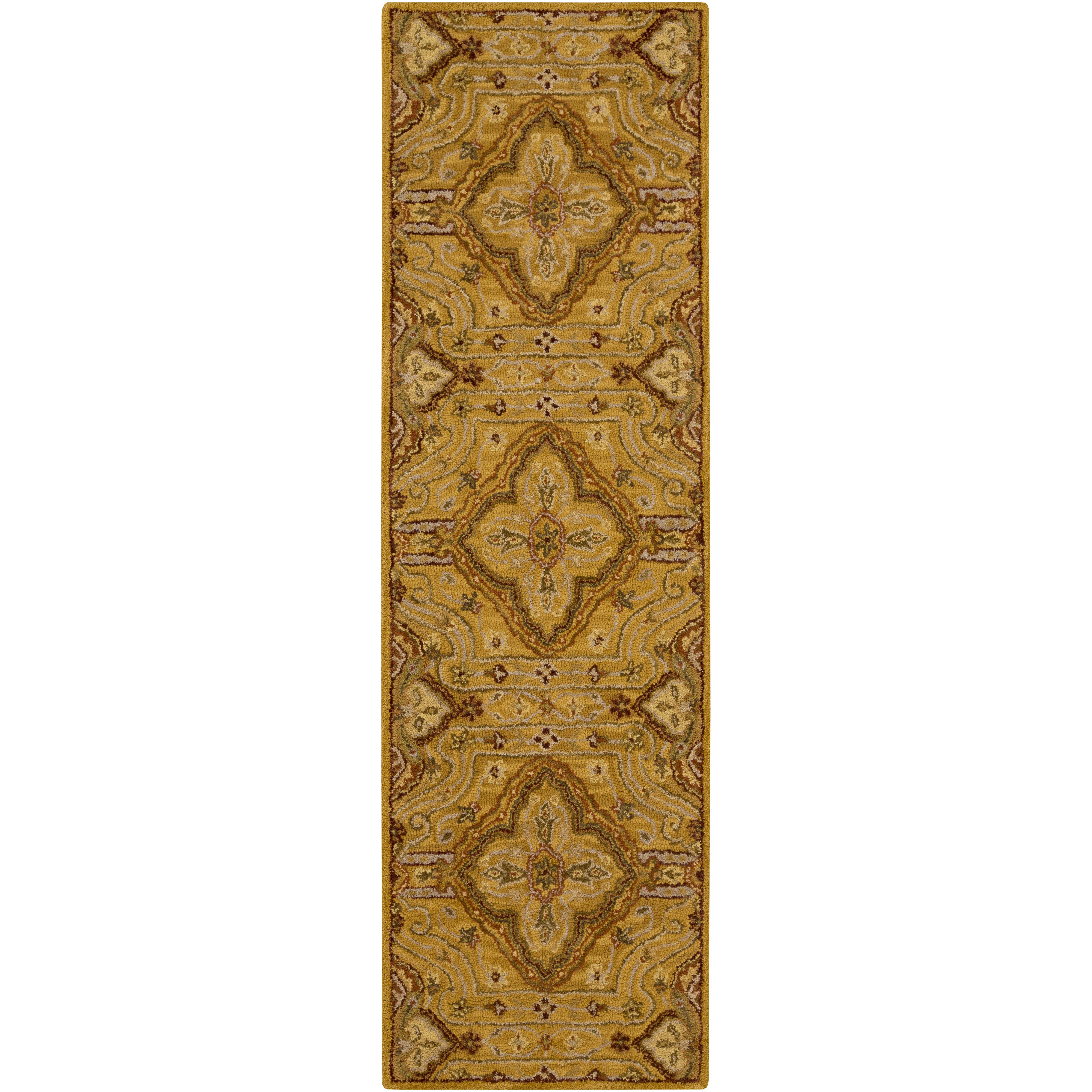 "Surya Rugs Carrington 2'6"" x 8' - Item Number: CAR1002-268"