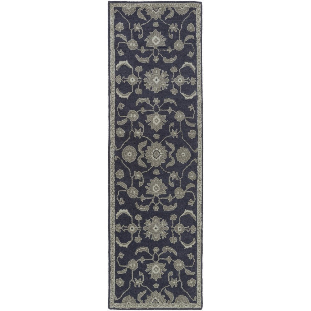 "Surya Castello 2'6"" x 8' - Item Number: CLL1000-268"