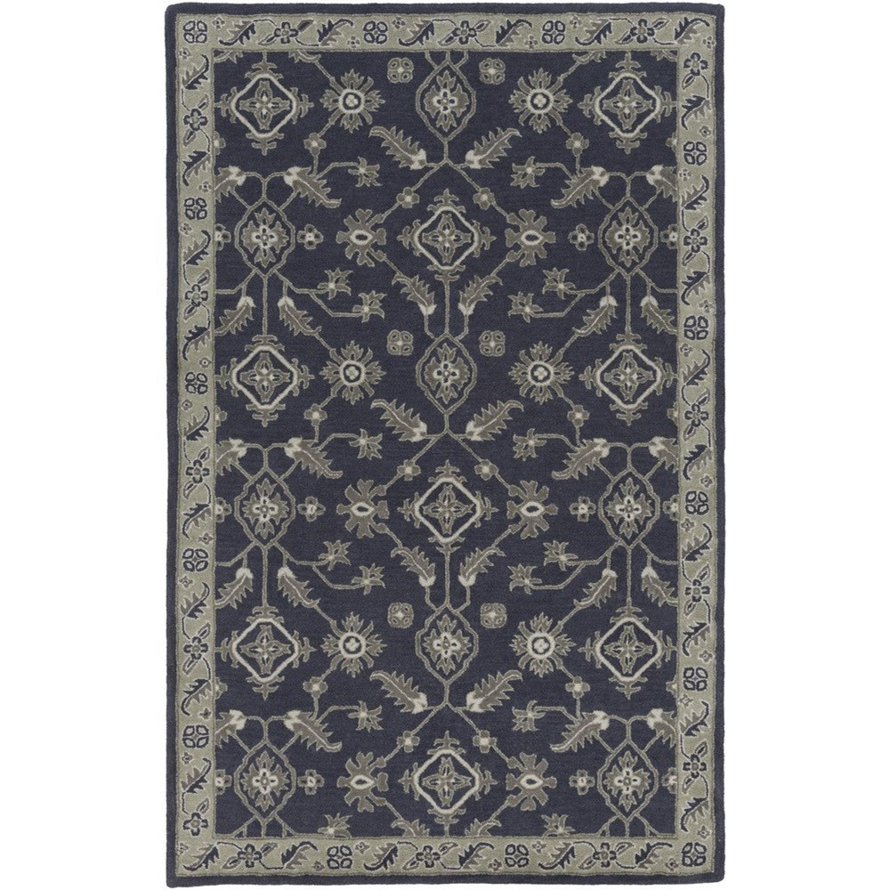 "Surya Rugs Castello 5' x 7'6"" - Item Number: CLL1000-576"