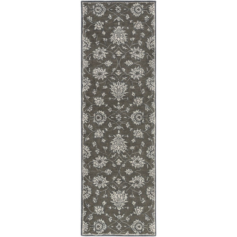 "Surya Castello 2'6"" x 8' - Item Number: CLL1002-268"