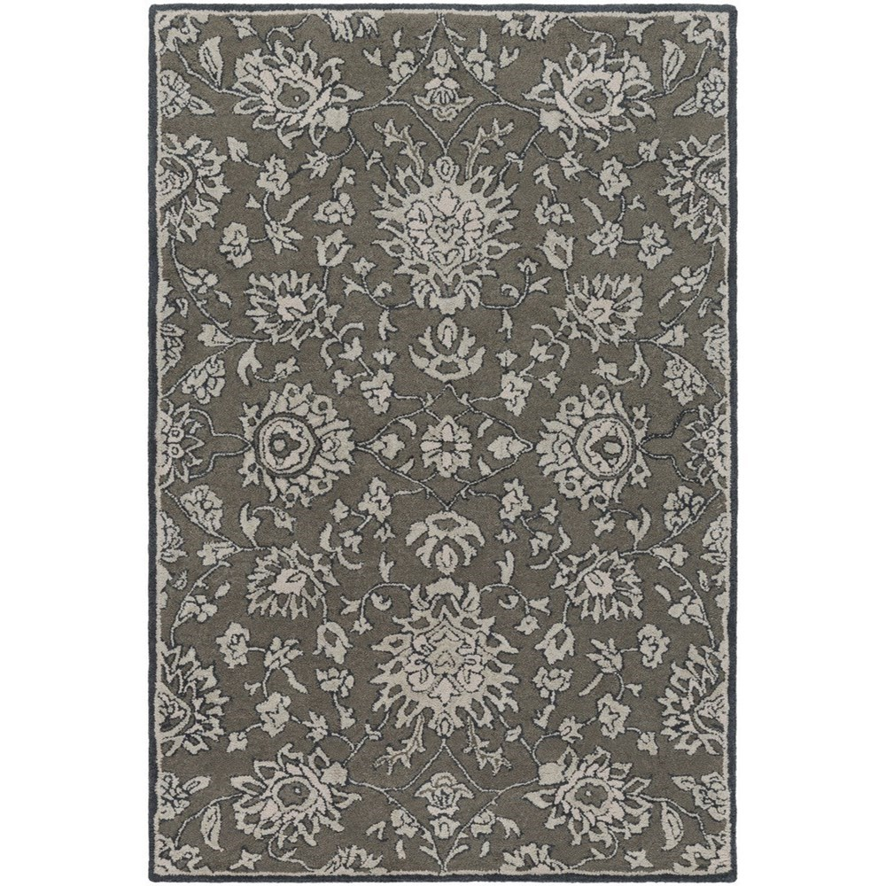 Surya Castello 4' x 6' - Item Number: CLL1002-46