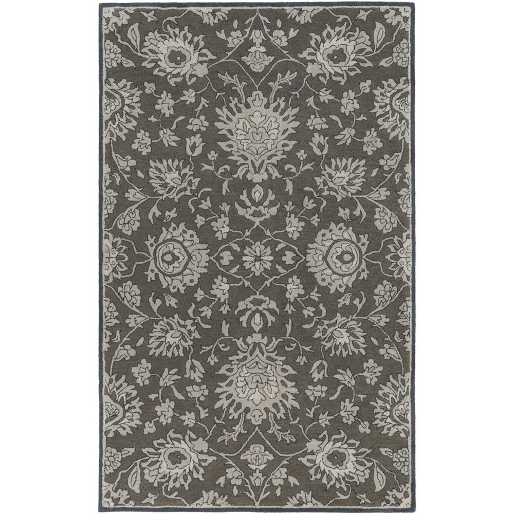 "Surya Castello 5' x 7'6"" - Item Number: CLL1002-576"