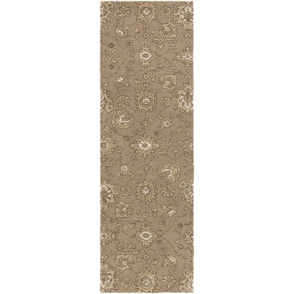 "Surya Castello 2'6"" x 8' - Item Number: CLL1004-268"