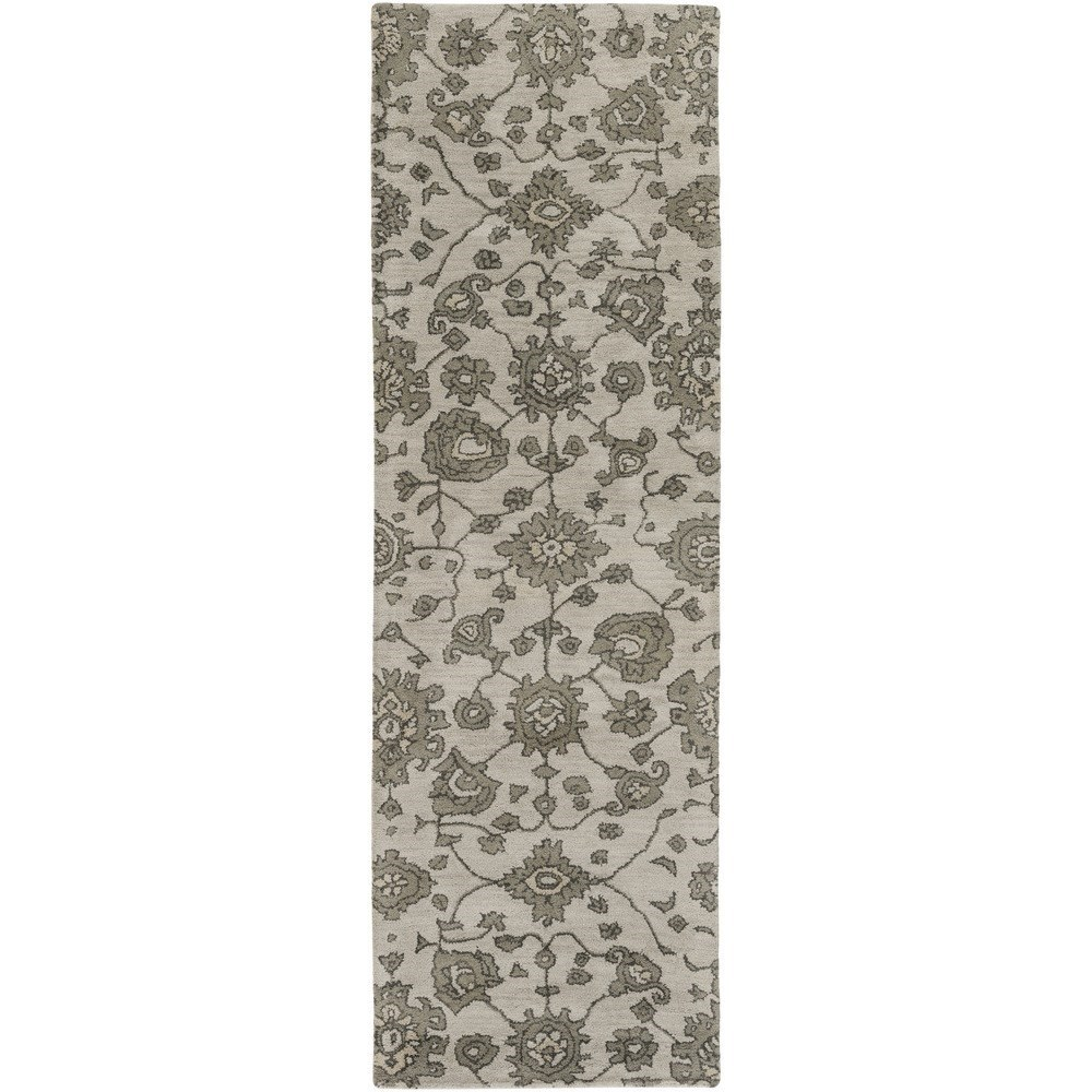 "Surya Castello 2'6"" x 8' - Item Number: CLL1006-268"