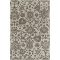 Surya Rugs Castello 4' x 6' - Item Number: CLL1006-46