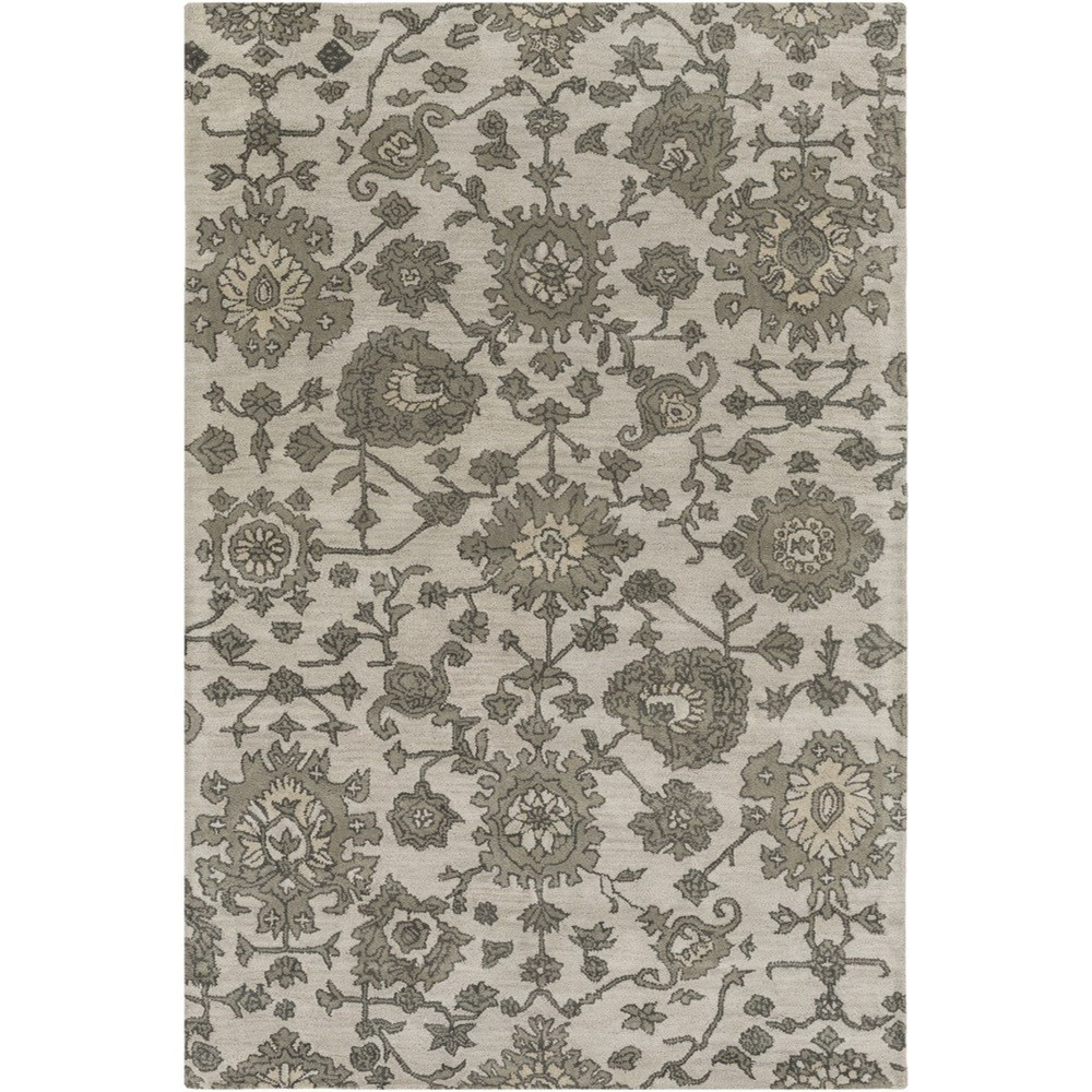 "Surya Rugs Castello 5' x 7'6"" - Item Number: CLL1006-576"