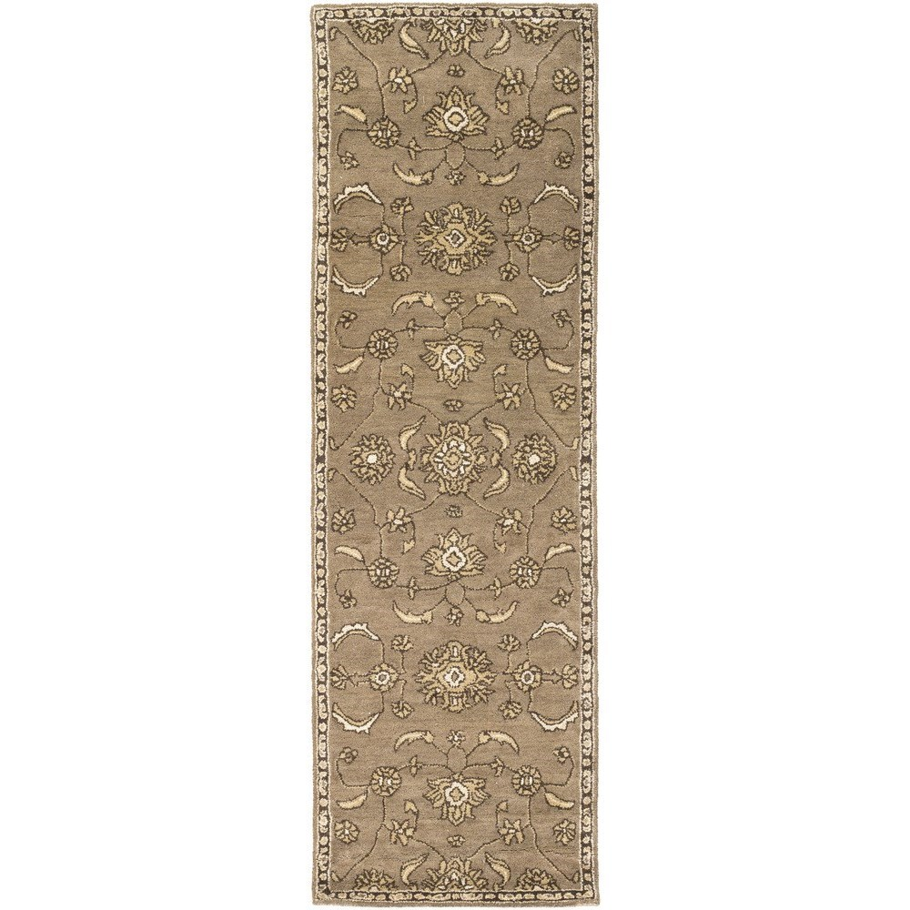 "Surya Castello 2'6"" x 8' - Item Number: CLL1009-268"