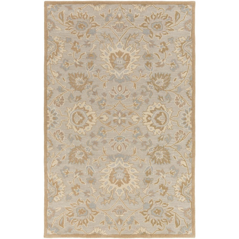"Surya Castello 5' x 7'6"" - Item Number: CLL1010-576"