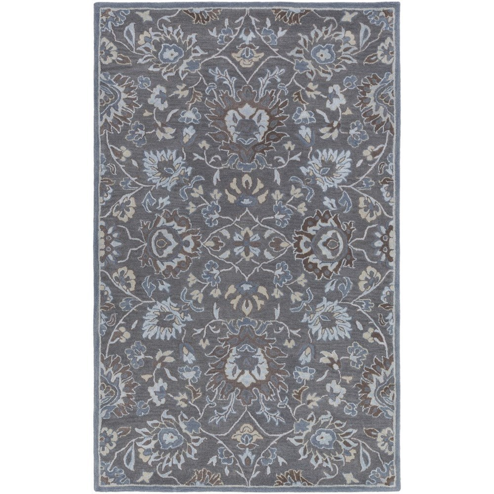 "Surya Rugs Castello 5' x 7'6"" - Item Number: CLL1011-576"