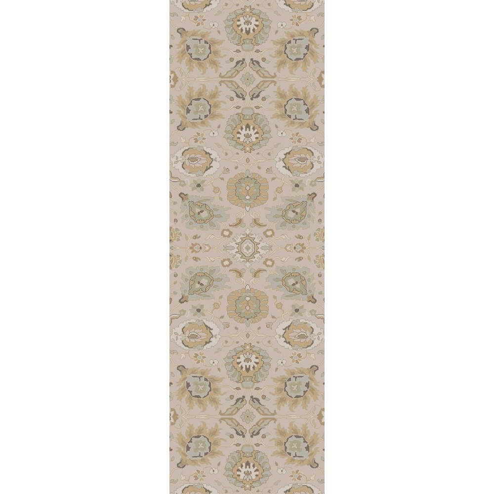 "Surya Rugs Castello 2'6"" x 8' - Item Number: CLL1012-268"
