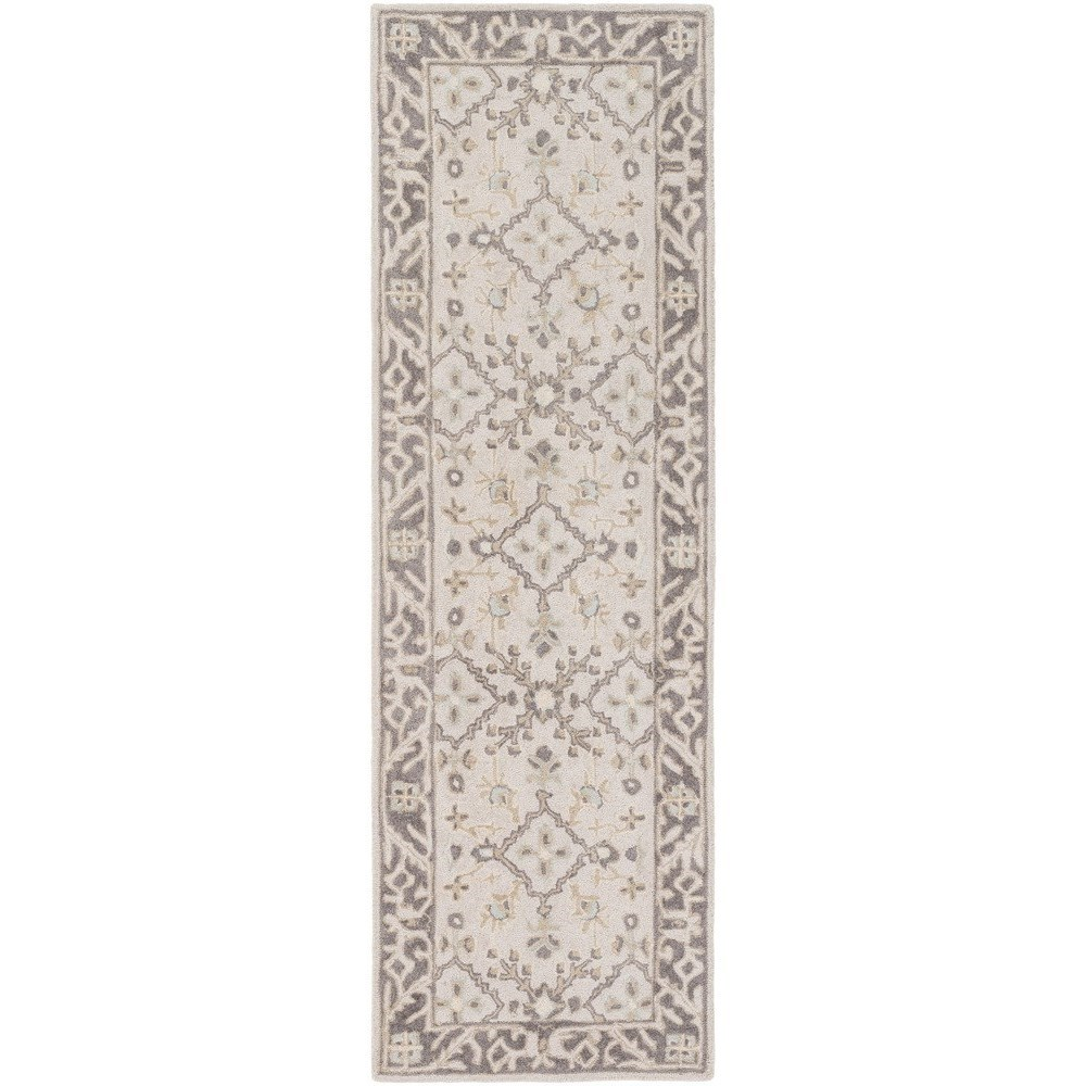 "Surya Rugs Castille 2'6"" x 8' - Item Number: CTL2000-268"