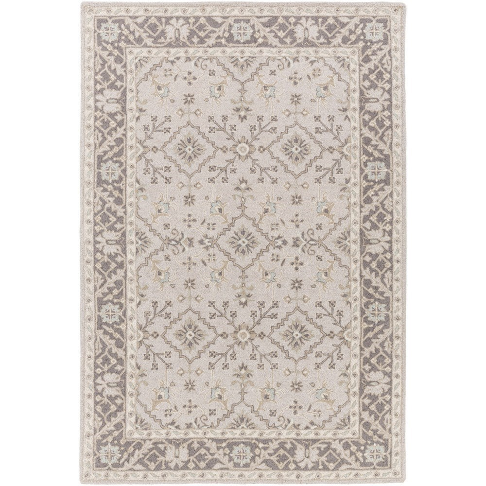 Surya Rugs Castille 4' x 6' - Item Number: CTL2000-46